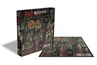 Rock Saw Puzzles Slayer - Reign In Blood Photo