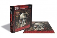 Rock Saw Puzzles Slayer - South Of Heaven Photo