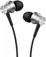 1More - Classic Piston Fit In-Ear Headphones - Silver Photo