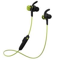1More - Fitness Ibfree Sport Bluetooth In-Ear Headpones - Green Photo