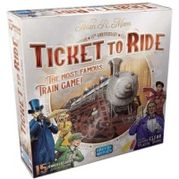 Days of Wonder Ticket to Ride US 15th Anniversary Edition Photo