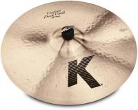 "Zildjian K0978 K Custom Series 19"" K Custom Dark Crash Cymbal Photo"