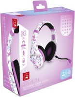 Stealth - Multiformat Camo Stereo Gaming Headset - Raider - Camo Pastel Photo