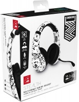 Stealth - Multiformat Camo Stereo Gaming Headset - Conqueror - Artic Camouflage Photo