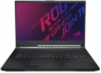 "ASUS ROG Strix i7-9750H 16GB RAM 512GB SSD nVidia GeForce RTX 2070 8GB 270Hz 17.3"" FHD Gaming Notebook Photo"