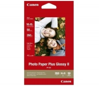 Canon PP-201 4x6 Glossy Photo Paper - Photo