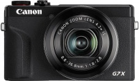 Canon Powershot G7X Mark 3 Digital Camera Black Photo