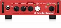TC Electronic BH250 250 watt Micro Bass Guitar Amplifier Head Photo