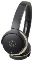 Audio Technica ATH-AR3BT On-Ear Wireless Headphones Photo