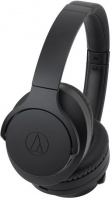 Audio Technica ATH-ANC700BT Over-Ear Wireless Noise-Cancelling Headphones with Microphone Photo