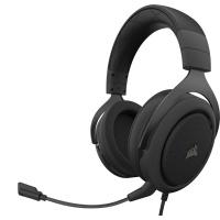 Corsair HS50 Pro Stereo Headset - Black Photo