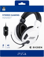 Bigben Interactive - Stereo Gaming Headset - White Photo
