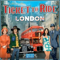 Ticket to Ride: London Photo
