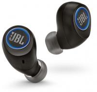 JBL Free X Truly Wireless In-Ear Headphones - Black Photo