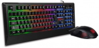 Tt eSPORTS CHALLENGER Edge Gaming Keyboard Photo