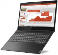 "Lenovo IdeaPad L340 AMD Ryzen 3 3200U 4GB RAM 1TB HDD 15.6"" FHD Notebook - Granite Black Photo"