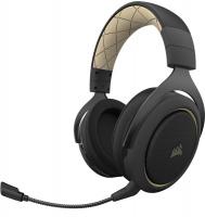 Corsair HS70 PRO Wireless Over-Ear Gaming Headset - Cream Photo