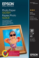 Epson A3 Photo Paper Glossy - 20 Sheets Photo