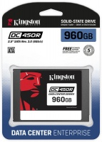 """Kingston Technology - DC450R 960GB 2.5"""" Serial ATA 3 3D TLC Solid State Drive Photo"""