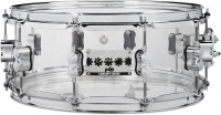 PDP Chad Smith Signature 6x14 Inch Acrylic Snare Drum Photo