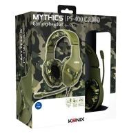 Konix - Mythics PS-400 Camo Gaming Headset Photo