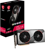 MSI RADEON RX 5600 XT GAMING X 6GB GDDR6 Graphics Card Photo