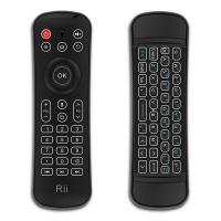 Rii - Zoweetek MX6 keyboard RF Wireless QWERTY English - Black Photo