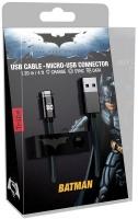 Tribe - USB to Micro USB Sync&Charge Cable DC Comics Batman 22cm Photo