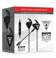 Turtle Beach - Battle Buds In-Ear Wired Gaming Headset for Mobile Gaming Photo