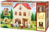 Epoch Sylvanian Families - 3 Story House - Gift Set C Photo