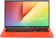 "ASUS - VivoBook X512FA-EJ939T i5-8265U 8GB RAM 512GB SSD Win 10 Home HD Web Cam WiFi BT Backlit Keyboard 15.6"" FHD Anti-Glare Notebook - Red Photo"