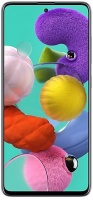 "Samsung Galaxy A51 6.5"" Infinity-O Display 128GB Dual Sim Smartphone - Prism Crush Black Photo"