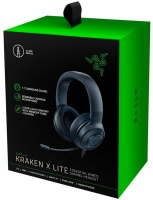Razer - Kraken X Lite Ultralight Gaming Headset: 7.1 Wired Gaming Headset Photo