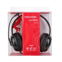 Microlab Audiophile Series K280 Headphones Photo