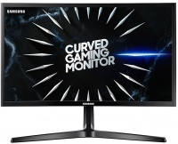 """Samsung - LC24RG50FQU 23.5"""" Curved 144hz Gaming Computer Monitor Photo"""