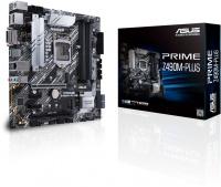 ASUS Z490MPLUS LGA 1200 Intel Motherboard Photo