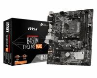 MSI AM4 AM4 AMD Motherboard Photo