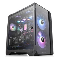 Thermaltake View 51 Tempered Glass ARGB Edition Full Tower Chassis Photo