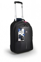 """Port Designs - Chicago 15.6"""" 2in1 Backpack and Trolley - Black Photo"""
