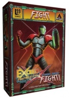 Level 99 Games Exceed - A Robot Named Fight! Solo Fighter Photo