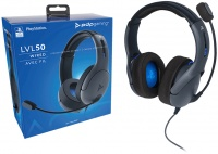 PDP LVL50 Wired Stereo Headset for PS4 Photo
