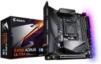 Gigabyte Z490I LGA 1200 Intel Motherboard Photo