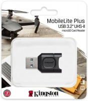 Kingston Technology - MLPM MobileLite Plus microSD Card Reader Photo