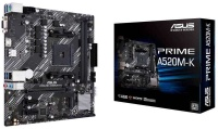 ASUS A520MK AM4 AMD Motherboard Photo