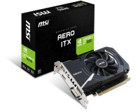 MSI GeForce GT1030 AERO ITX 2G OC Graphics Card Photo