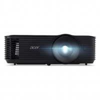 Acer Essential X118HP data projector 4000 ANSI lumens DLP SVGA Ceiling-mounted projector Black Photo