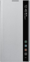 Samsung EF-ZN975 Galaxy Note 10 Clear View Cover - Silver Photo