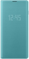 Samsung EF-NG973 Galaxy S10 LED View Cover - Green Photo