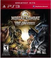 Midway Mortal Kombat vs. DC Universe Photo