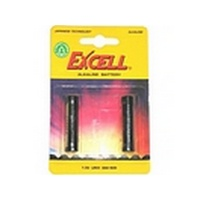 Excell AAA Alkaline Battery Card 2 LR03 Photo